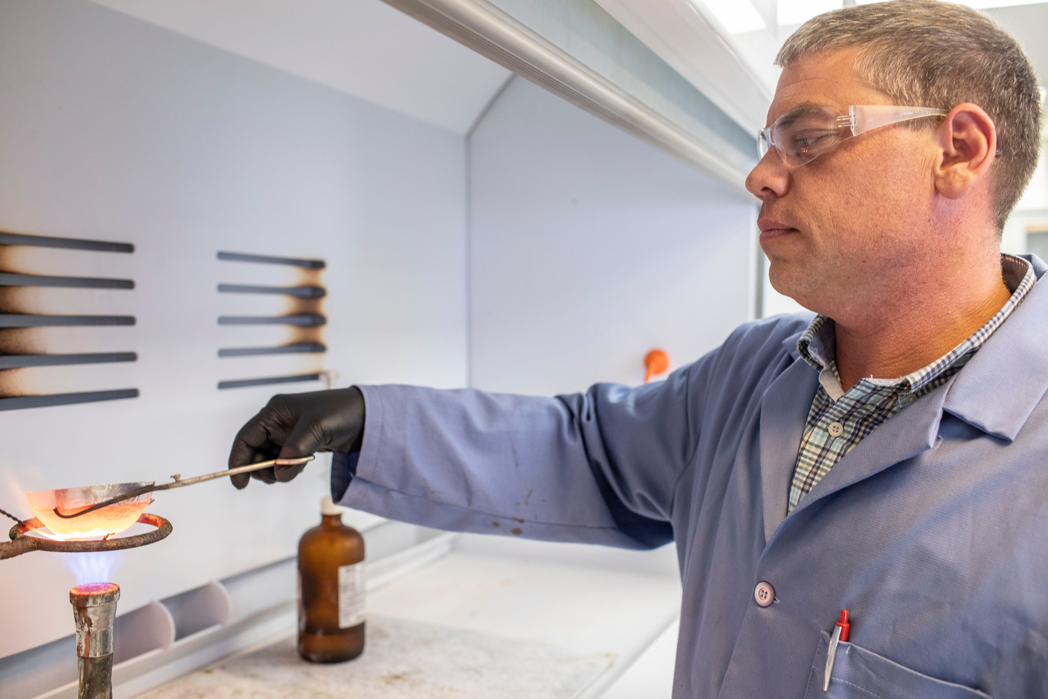 ORISE radiochem lab continues to provide quality that exceeds industry standards