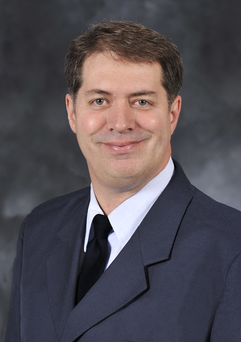 Mark Ervin named associate director of the Radiation Emergency Assistance Center/Training Site
