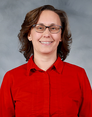 Heidi Hoard-Fruchey, Ph.D., biologist, Army Public Health Center