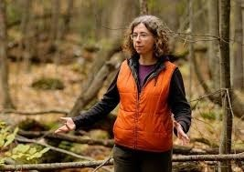Audrey Barker Plotkin, forest ecologist, Harvard University