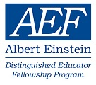 AEF - Albert Einstein Distinguished Educator Fellowship Program logo