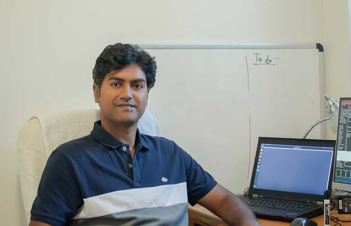 ORNL Graduate Student Research Profile: Mohammad Alaul Haque Monil