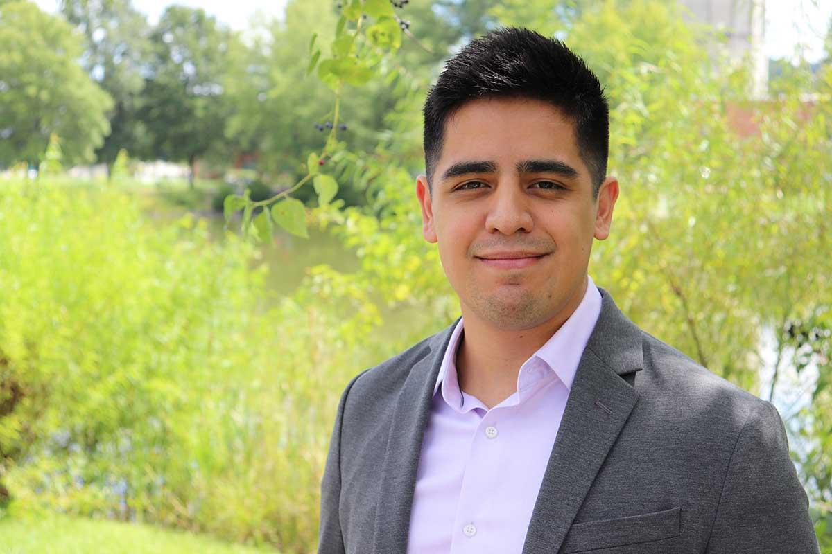 Meet Pedro Junior Vicente Valdez
